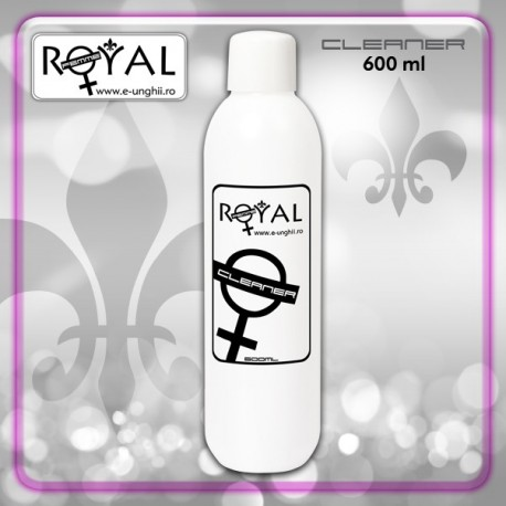 "Cleaner ""ROYAL FEMME"" - 600 ml"