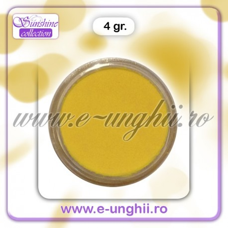 Acril color 10 - Galben