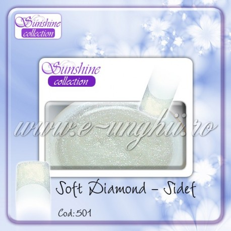 Soft Diamond - Metallic 501