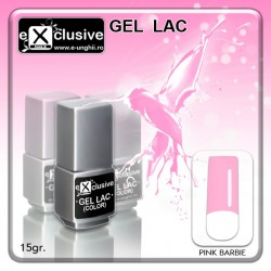 Gel LAC (Oja Semipermanenta)- Pink Barbie 401