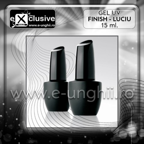 Gel - FINISH LUCIU 15ml.