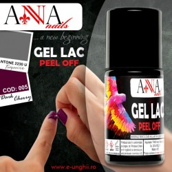 Gel Lac 005-Dak Cherry - Oja Semipermanenta sau Oja Permanenta
