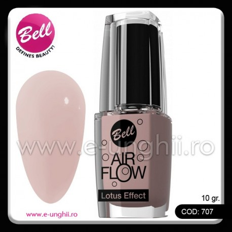 Lac unghii BELL - Air Flow 707 (Lac profesional pentru unghii)