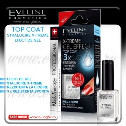 X-Treme Gel Efect - Top Coat Eveline Cosmetics