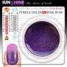 Gel Colorat Termocrom PF-PR - Purple Fields to Pink Rose SIDEF ( Geluri colorate termo)