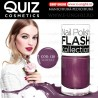 Lacuri Unghii 128 FLASH Collection - QUIZ Cosmetics