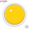 Geluri Colorate Sidefate, Exclusive Nails, Cod 300, Culoare Yellow Chrome, 5ml