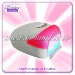 Lampa UV-Digitala cu Ventilator