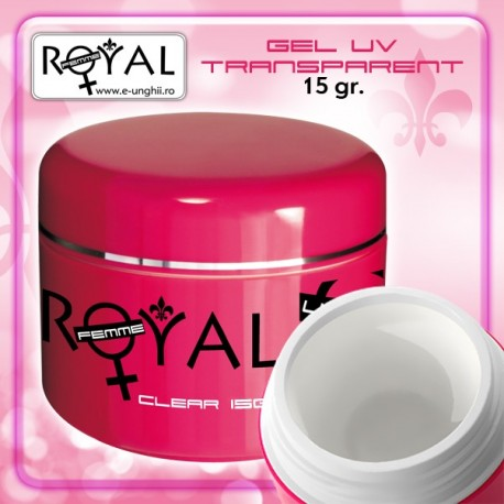 Gel UV - CLEAR (Transparent)