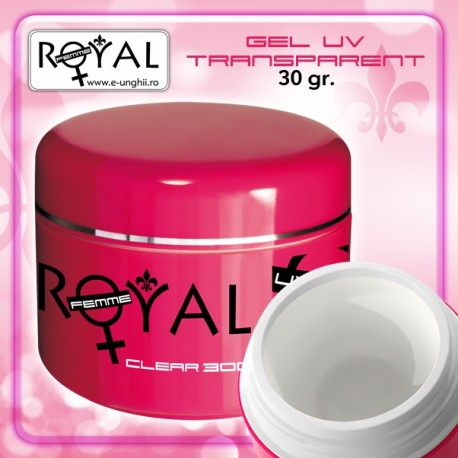 Gel UV - CLEAR 30gr.