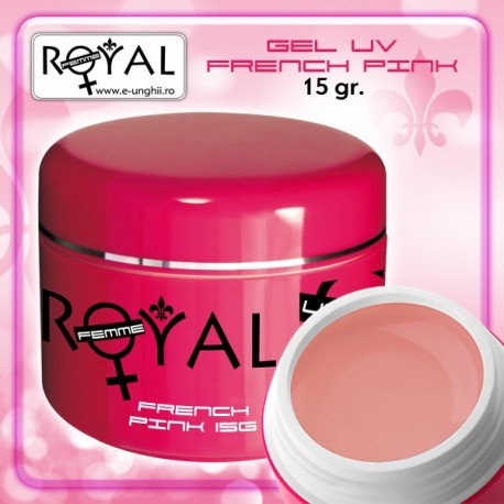 Gel - CONSTRUCTIE French Pink 15gr.