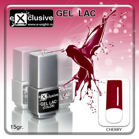 Gel LAC - Cherry
