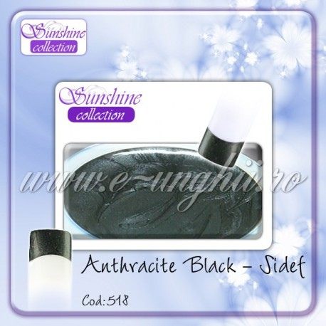 Anthracite Black - Sidef 518