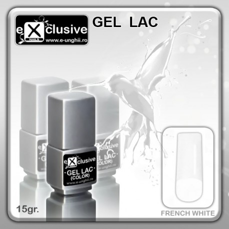 Gel LAC - French White 400