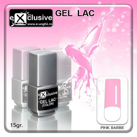 Gel LAC - Pink Barbie 401