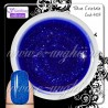 Gel Colorat Blue Cristale 407 - Glitter