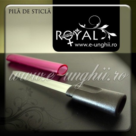 Pila de sticla Royal
