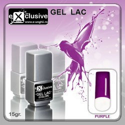 Gel LAC (Oja Semipermanenta)- Purple