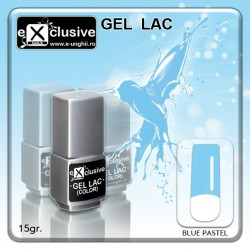 Gel LAC (Oja Semipermanenta)- Pastel Blue