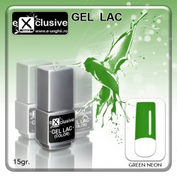 Gel LAC (Oja Semipermanenta)- Green Neon