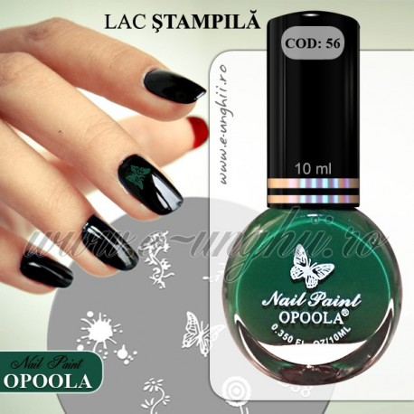 Lac Stampile Unghii - OP 02