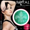 Gel colorat metalic ROYAL - Fresh Jade (geluri unghii metalic Royal Femme)
