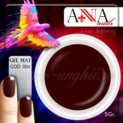 Gel mat VISINA PUTREDA112925 - Geluri Colorate Mate Anna nails
