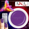 Gel mat MOV LILIAC 112807 - Geluri Colorate Mate Anna nails