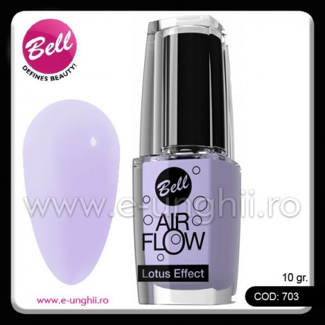 Lac unghii BELL - Air Flow 703 (Lac profesional pentru unghii)
