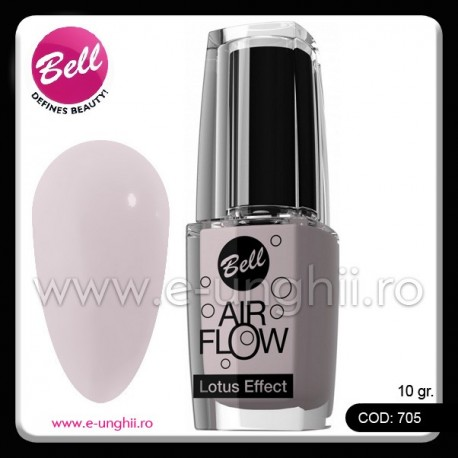 Lac unghii BELL - Air Flow 705 (Lac profesional pentru unghii)
