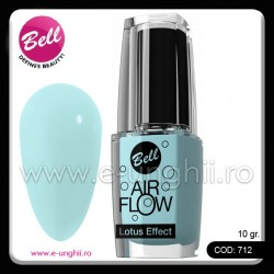 Lac unghii BELL - Air Flow 712 (Lac profesional pentru unghii)
