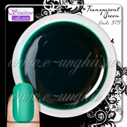 Geluri Unghii Colorate - 375 Sunshine Collection (Gel colorat verde)