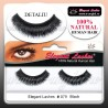 Gene false 100% par natural 079 - Gene false banda Elegant Lashes