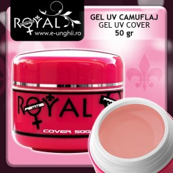 Gel UV - COVER 50 gr. (Gel UV Camuflaj)