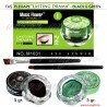 Tus pleoape gel - Music Flower Lasting Drama - Black & Green
