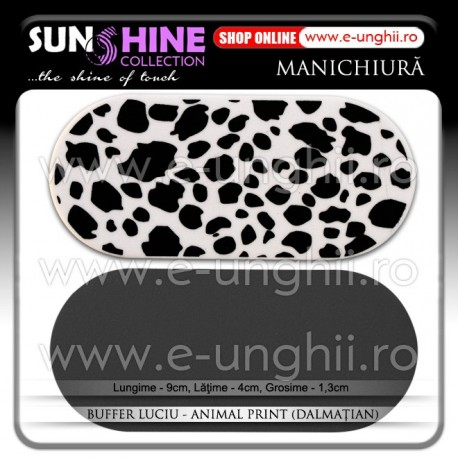 Buffer Luciu - ANIMAL PRINT - DALMATION
