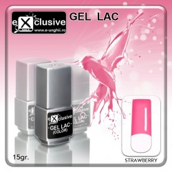 Gel LAC (Oja Semipermanenta) - STRAWBERRY
