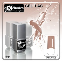 Gel LAC (Oja Semipermanenta) - DARK NUDE