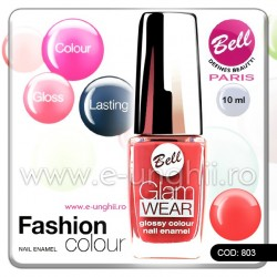 Lac unghii profesional Bell-803 (Lacuri unghii profesionale Glam Wear)