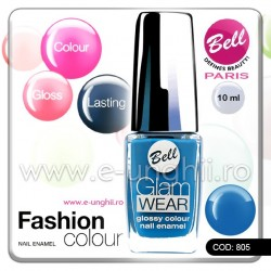 Lac unghii profesional Bell-805 (Lacuri unghii profesionale Glam Wear)