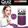 Lacuri Unghii 25 FLASH Collection - QUIZ Cosmetics