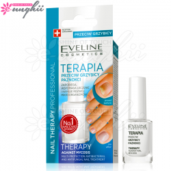 Tratament Impotriva Infectiilor Fungice si Micozei Unghiilor, 'Therapy Against Nail Mycosis' Eveline Cosmetics