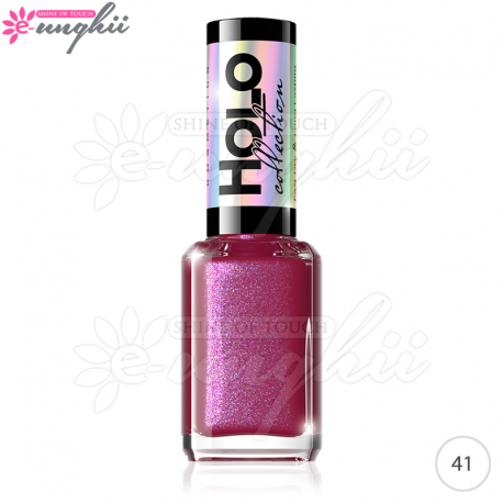 Oja Holografica Unghii Eveline, Holo Collection Nr. 42