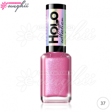Oja Holografica Unghii Eveline, Holo Collection Nr. 38