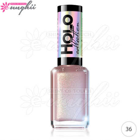 Oja Holografica Unghii Eveline, Holo Collection Nr. 36