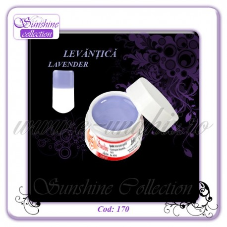 Gel Colorat LEVANTICA Cod:170